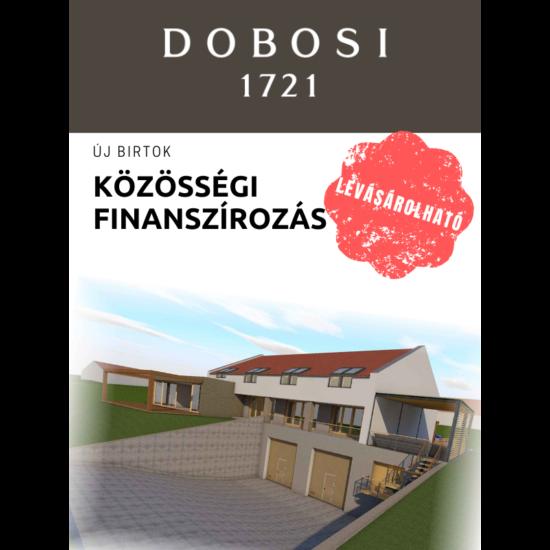 Dobosi Borbarát kártya 500,000 Ft