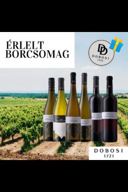 Érlelt borok borcsomag (6db)