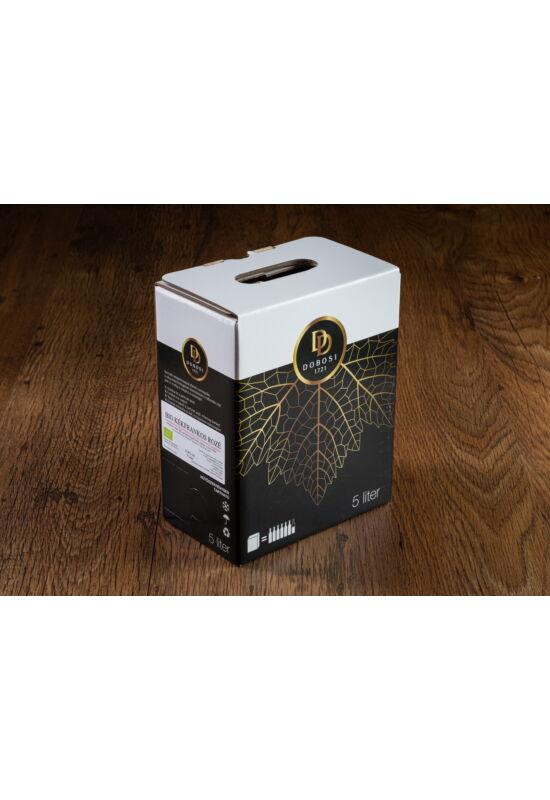 Bio Kékfrankos Rosé2016 Bag in box